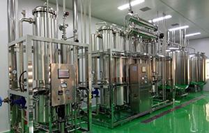 体外诊断试剂纯化水设备是如何进行工艺配置呢?